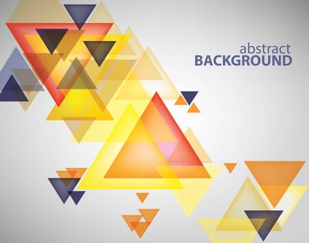 Abstract colored background Stock Vector - 11917288