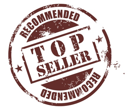 bestseller: Top seller stamp