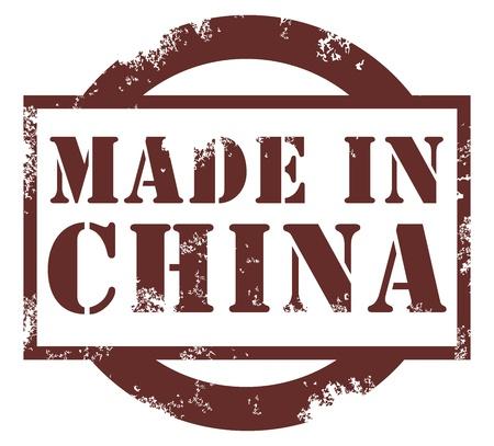 estampa: hecha en China