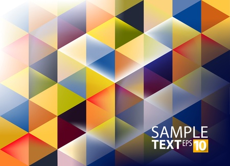 Vector Colorful background Stock Vector - 11989040