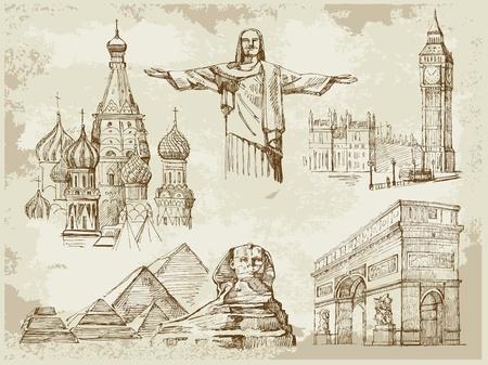 Reise-Hintergrund