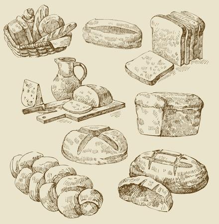 baguette: bakery seamless