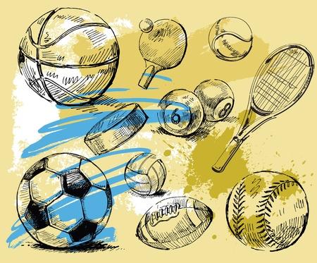 sport background Stock Vector - 13098683