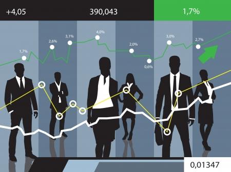friend chart: business people