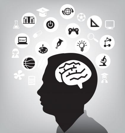 cognicion: Los ni�os piensan