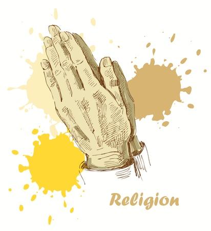 religion background Vector