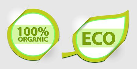 vector eco friendly website icon Stock Vector - 14095681