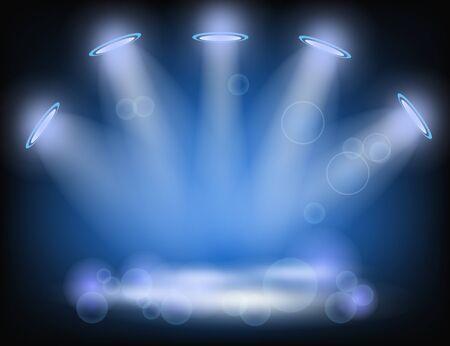 lighting background photo
