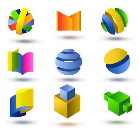icons set Stock Vector - 14197664