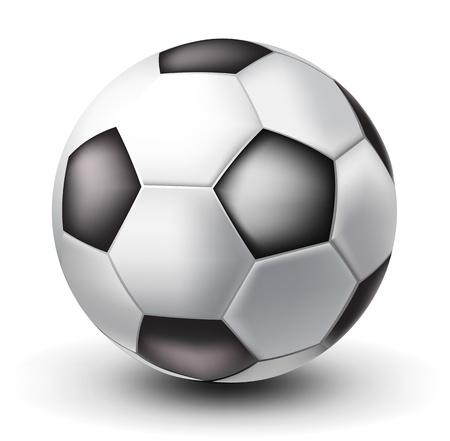 balon de futbol: Balón de fútbol Vectores