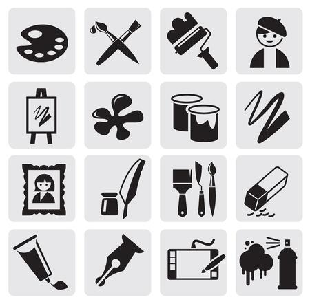 Icone impostare arti