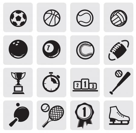 and rugby ball: configurar los deportes