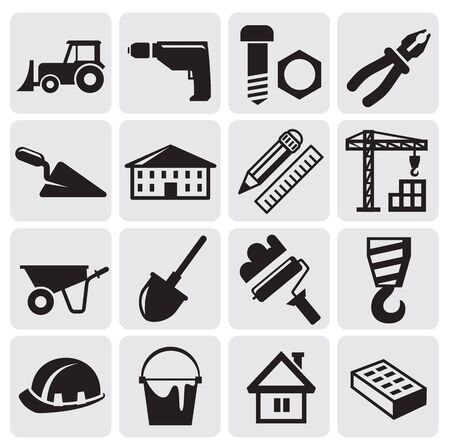 construction set Stock Vector - 14538231