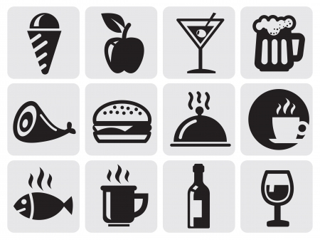comestible: food icons