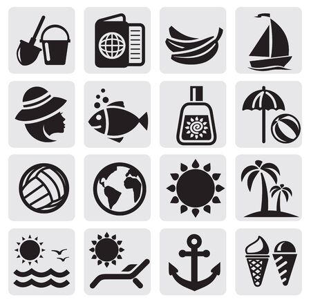 marino: summer icons