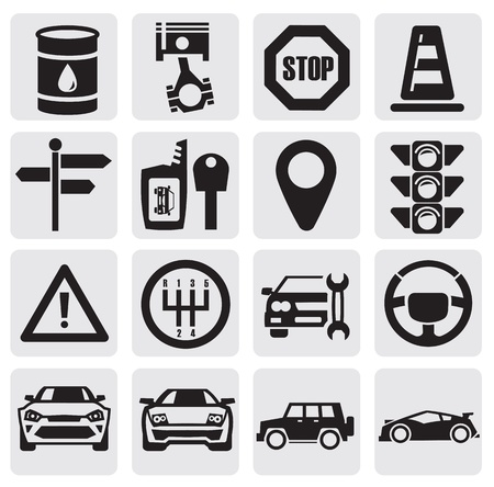 gas icon: Auto Set