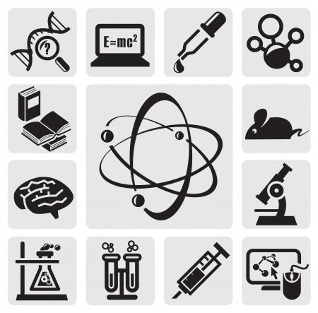 symbole chimique: Ensemble des sciences