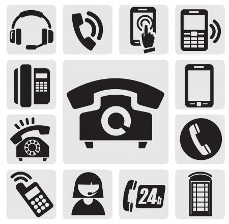 iconos: Iconos del tel�fono
