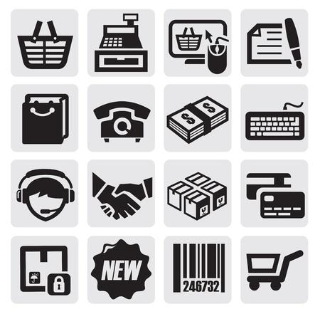 e commerce icon: iconos de compras