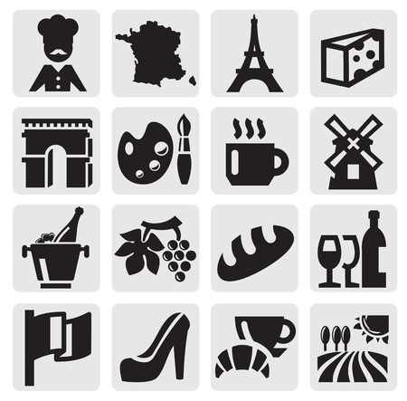 french culture: French culture Illustration