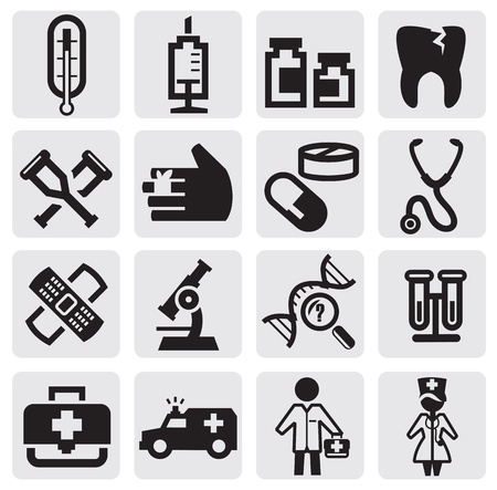 medical icon Stock Vector - 14980002