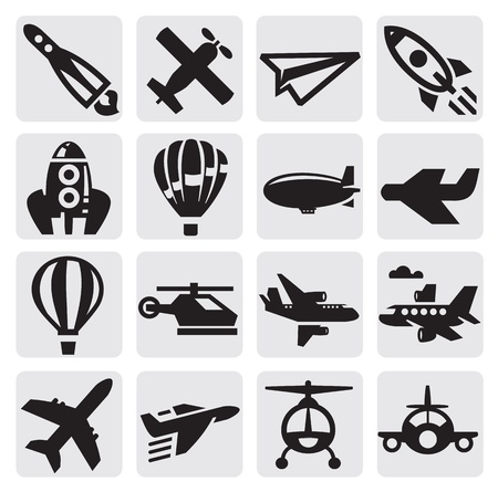 cargo plane: airplane icon