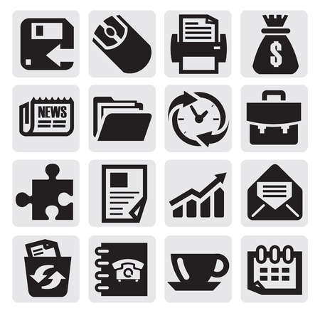 folder icons: business icon