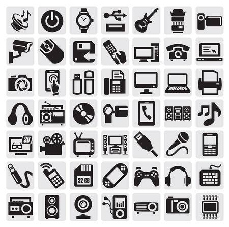 electrical appliance: dispositivos electr�nicos