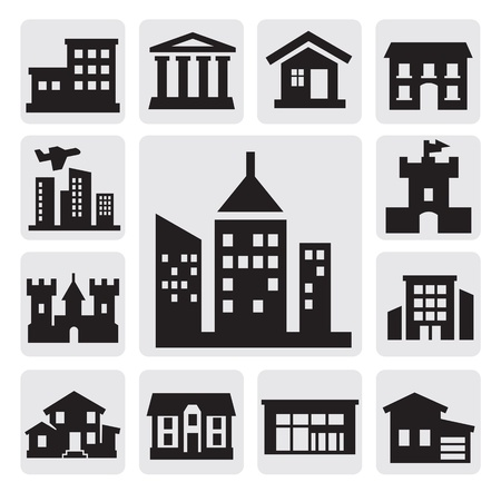 house icon: houses icons
