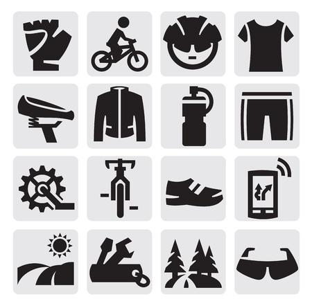 fietsen pictogram