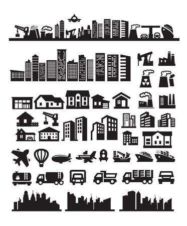 미드 타운: 큰 도시의 아이콘