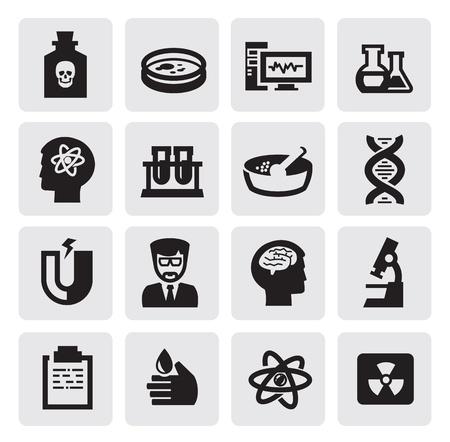 science icon Stock Vector - 15808628