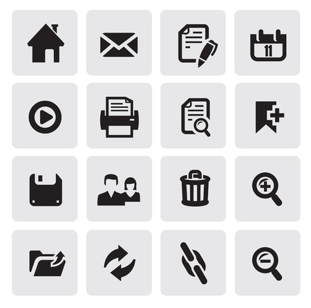 printer: web icons