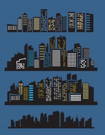 미드 타운: 밤 도시