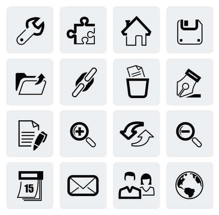 signing: Web Icons