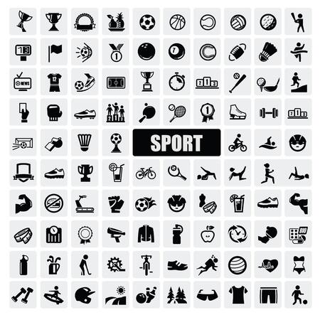 Deportes iconos