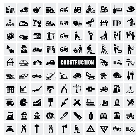 construction icon: construction icon