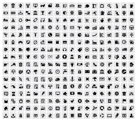 lasting: 324 web icons