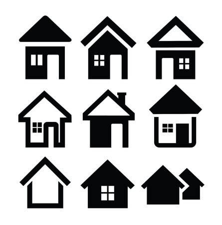 homepage: house icons