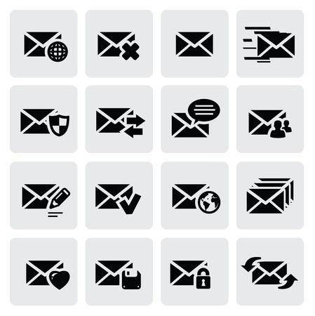 Email: E-Mail-Symbole
