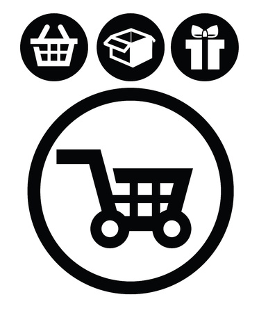 add to shopping cart icon: shopping icons