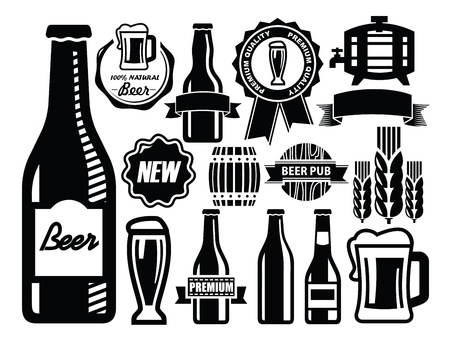 beer barrel: beer icon