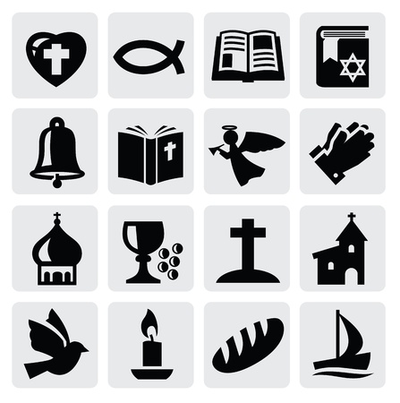 religion icon Vector