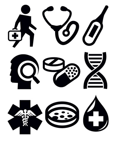 medical icon Stock Vector - 17803030