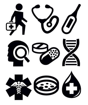 medical icon Stock Vector - 17803030