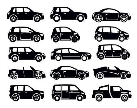 motor de carro: auto icono