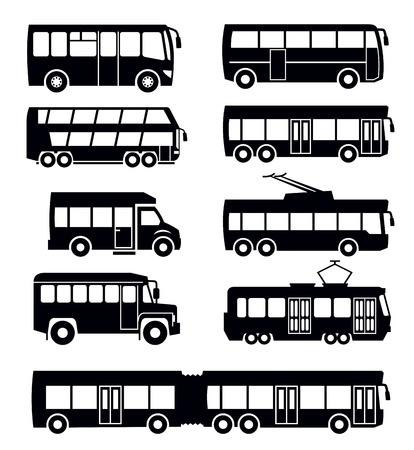 tram: bus icon