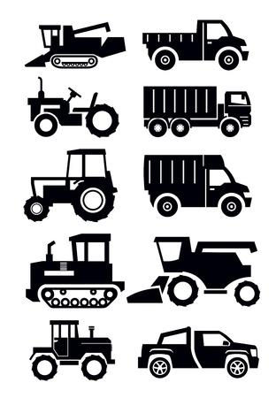 combinar: transporte agrícola