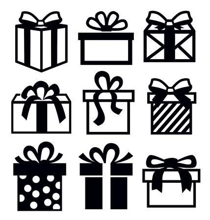 birthday present: gift icon