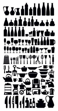 kitchen tools: kitchen tool Illustration